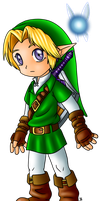 Link by purplelemon