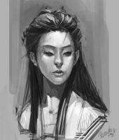 portrait study 1 by Benlo