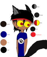 Noah's NEW OC by Picture2841