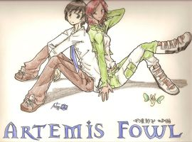 As my Username implies by MasterArtemisFowl