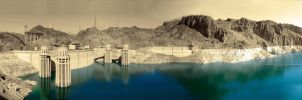Hoover Dam by poopylx