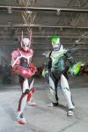 Tiger and Bunny Cosplay! by AndreaStarchild