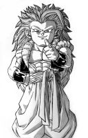 Gotenks by TicoDrawing