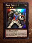 Yugioh Altered Art Gear Gigant X as RX-78-2 Gundam by OmegaGrunt93