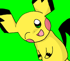 Mikechu:template by pichu912