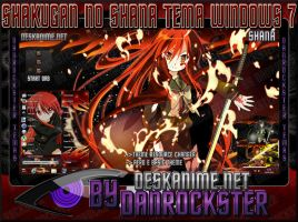 Shana Theme Windows 7 by Danrockster