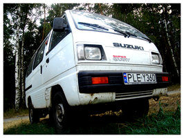 Suzuki Super Carry by maciej-pl