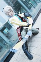 FINAL FANTASY XIII-2 Hope Estheim by Dan-Gyokuei