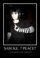 Sasuke. Fail. by SasukeAVENGED