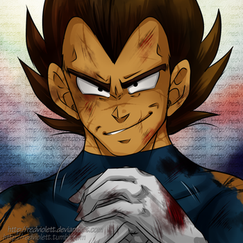 DBZ - Ready to Rumble by RedViolett