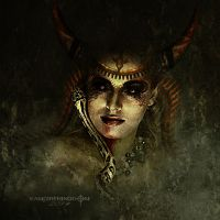 Presences in the Shadows  HELL by vampirekingdom