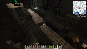 Pitch's Lair (in minecraft) 4 by Otheerian408