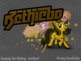 Bethiebo - Fighting is Magic by Fundz64