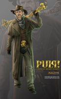 PULP!: Buck by Prischool
