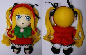 Shinku Plushie by sakkysa