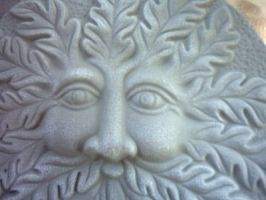 The greenman again by KingNot