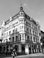 tenement house by HeretyczkaA