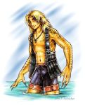 BlackGate Tidus by nachtwulf