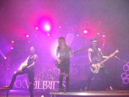 BVB 3/5 on one pic by Sachmet1600