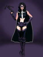 Huntress by Sticklove