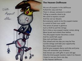 The Heaven Dollhouse by demonrobber