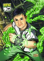 BEN 10_colored by Lightwolf-of-GOD