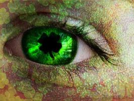 St Patty's Eye by MornaStar