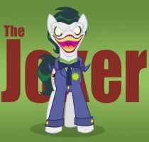The joker pony by icelion87