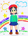 Crayon Adeleine by Candy-Swirl