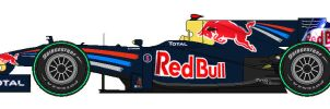 Red Bull-RB6 by lupin3ITA