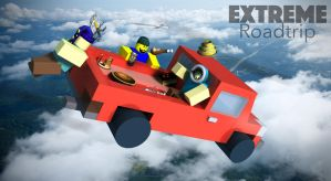 Extreme Road Trip by Tricolor600