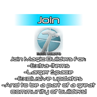 Magic Builders Join Decal (Updated) by TacoApple99