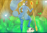[Gift] Primal Hunting by The-Orange-Wolf