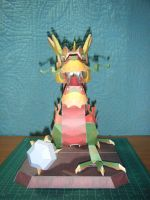 Chinese Luck Dragon Statue 13 by devastator006