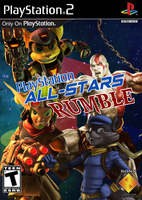 PlayStation All-Stars Rumble: PS2 Version by LeeHatake93