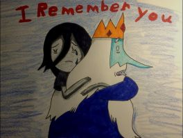 I remember you by DarkMatterFreak