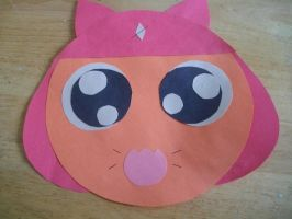 Catoto Paper craft thing by Catothecat