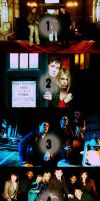 Multi Series (Doctor Who) by colorfulmangos