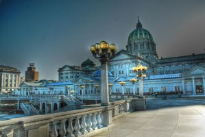Harrisburg Capital by KandBphotography22
