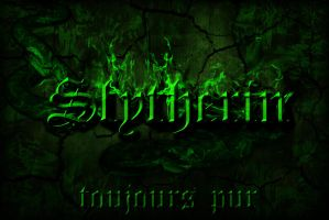 Slytherin 3 by DominaWhite