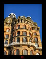 Scarborough Hotel by tommyswf