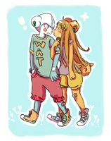 PKMNC - What? by cherifish