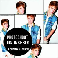 Justin Bieber Photoshoot. 001 by LiamRadiateLove