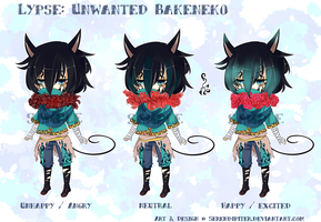 [CLOSED] Lypse: Unwanted Bakeneko by Serendipiter