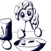NATG Day 19: A Pony Cooking by Sokolas