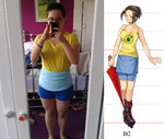 (IAMP) British Columbia Cosplay Comparison by TheRealCanadianBoys
