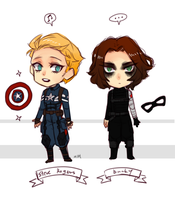 [FA] Captain America by Hate-Couture