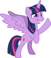 Twilight, a little too happy by dasprid