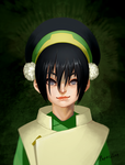Toph Beifong by PaperImp
