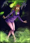Daphne - Scooby Doo - by diabolumberto